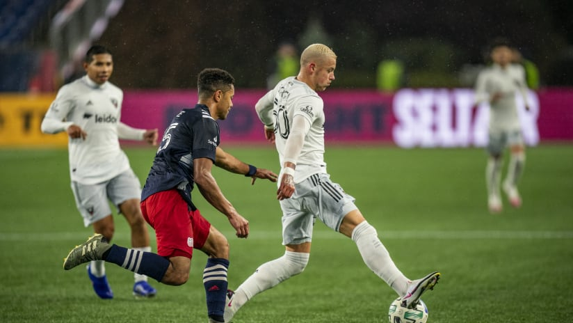 D.C. United Loan Forward Erik Sorga to Loudoun United FC