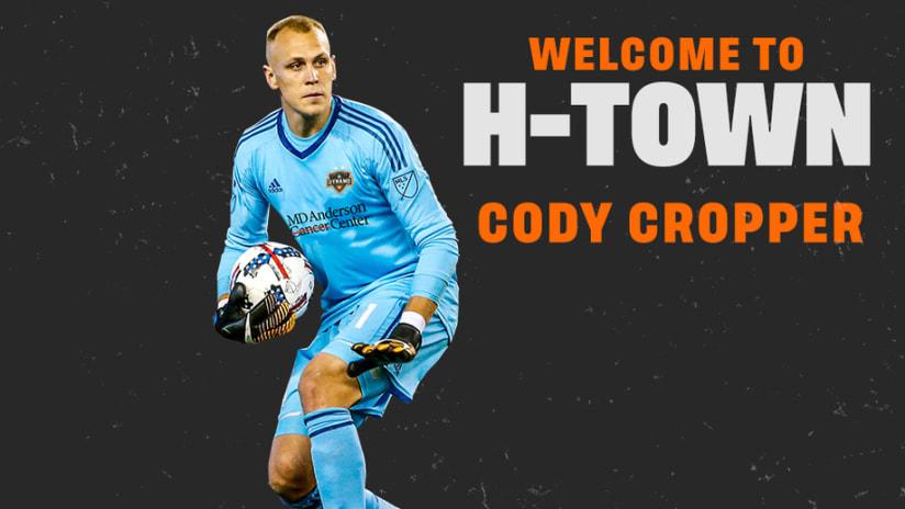 Cody Cropper DL