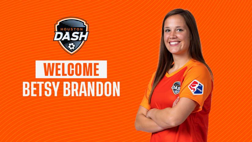 Brandon Welcome