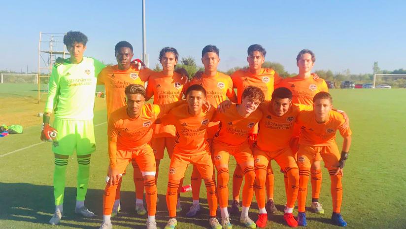 Dynamo Academy sweep RGVFC and Dynamo Unidos