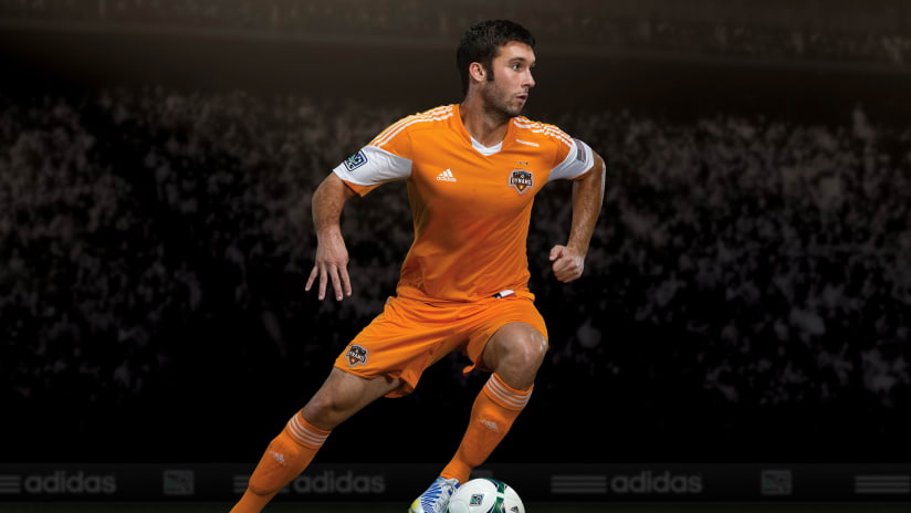 Will Bruin New Dynamo Jersey Adidas