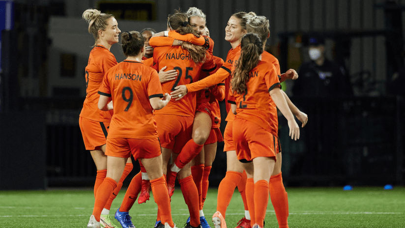 Houston Dash: Win and they're in