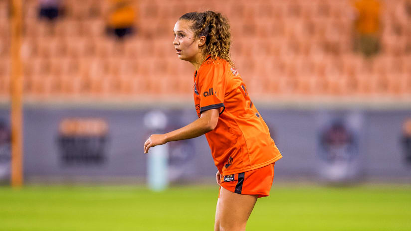 Houston Dash defender Ally Prisock joins France's GPSO 92 Issy on loan