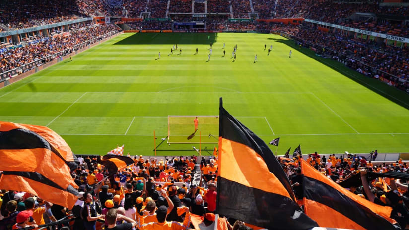 BBVA Stadium LAG 2020