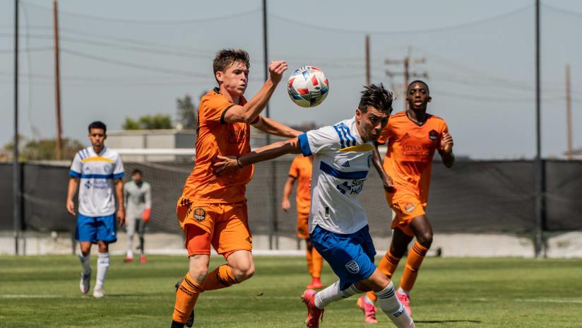 Houston Dynamo FC defeat San Jose Earthquakes 2-1 in pilot U-23 match