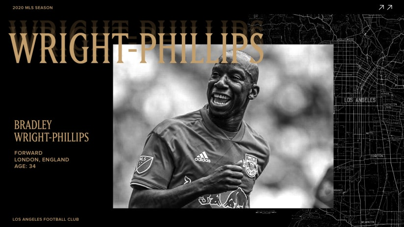 拉法克 Signs Two-Time Golden Boot Winner Bradley Wright-Phillips