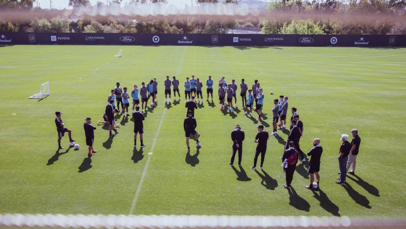 News & Notes From Training Presented By BODYARMOR | Competition In The Midfield - 3/30/21