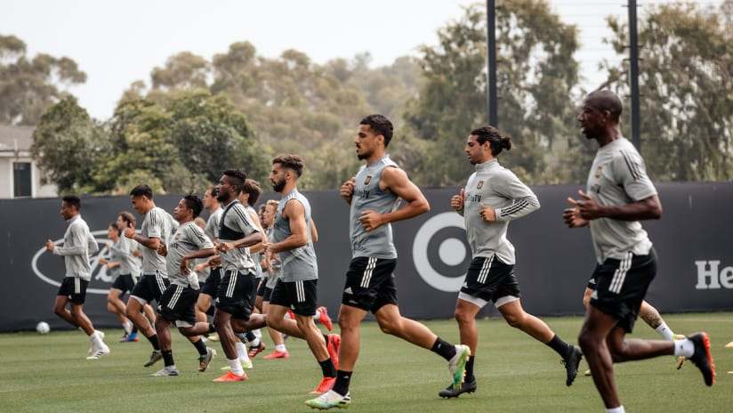 News & Notes From Training | Prepare For Departure - 7/5/20