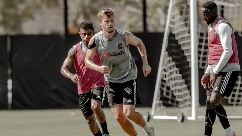 News & Notes From Training | The Second Season