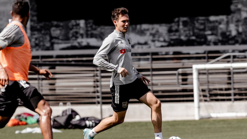 News & Notes From Training | Injury Updates, News In The Net, & More - 9/4/20