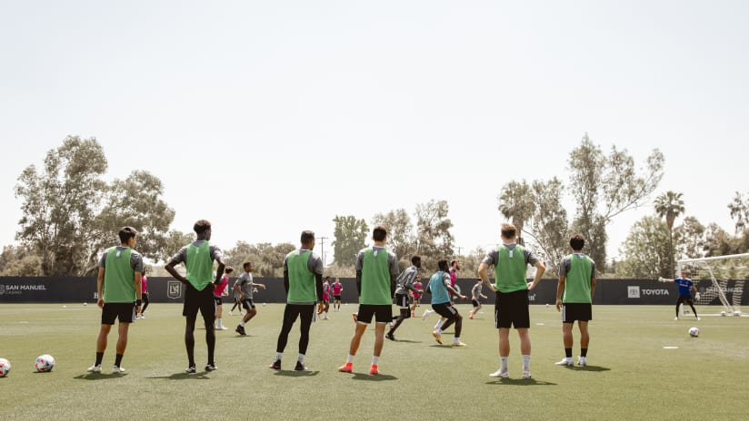 News & Notes From Training Presented By BODYARMOR | Ready For First Matchup With Galaxy In 2021 - 5/7/21