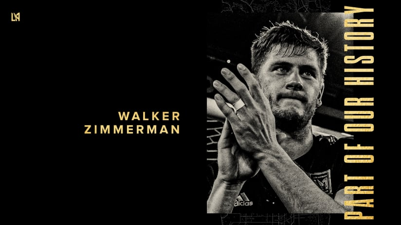 LAFC Acquires Up To $1.25 Million In Allocation Money From Nashville SC In Exchange For Walker Zimmerman