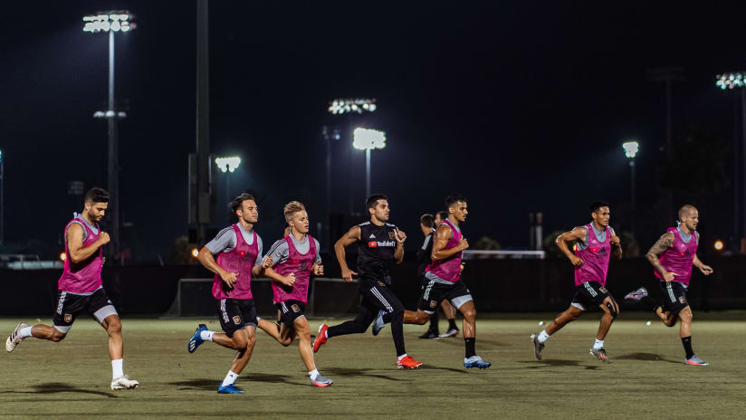 News & Notes From Training | Knockout Rounds - 7/26/20