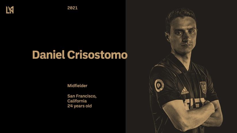 LAFC Signs Daniel Crisostomo From Las Vegas Lights