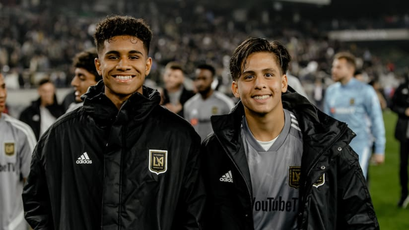 Academy Signings Four Years In The Making
