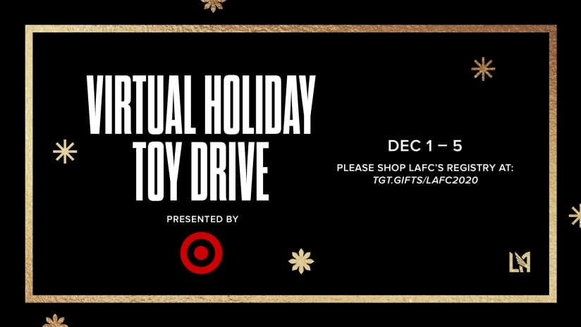 LAFC To Host Virtual Holiday Toy Drive In Partnership With Target