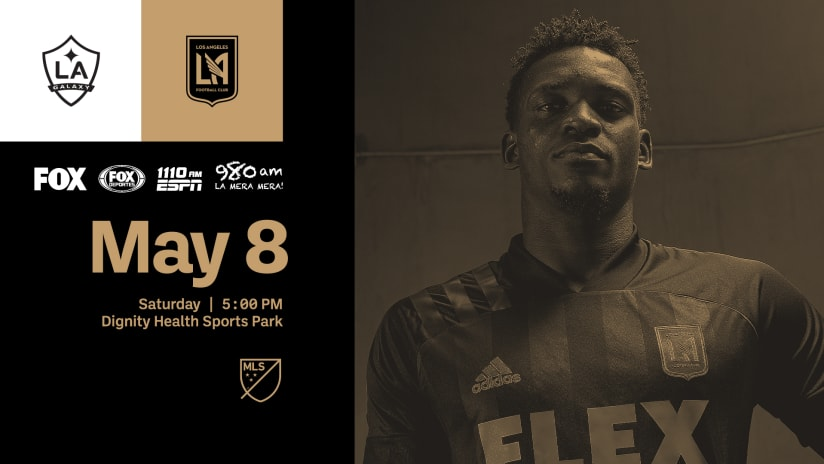 Where To Watch | LAFC at Galaxy - 5/8/21