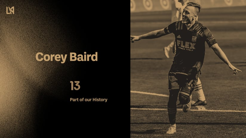 LAFC Acquires $750,000 In Allocation Money & International Slot From Houston Dynamo In Exchange For Forward Corey Baird