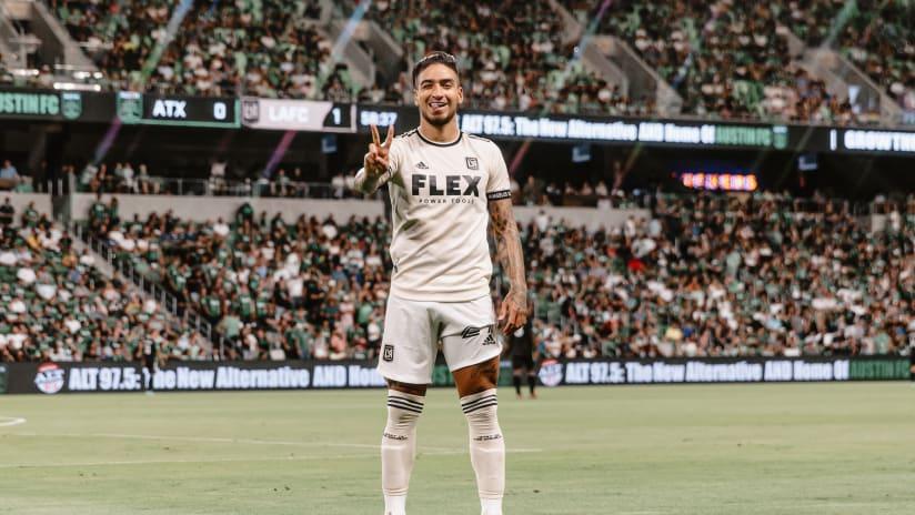 LA Times   Cristian Arango Is The Key To LAFC's Playoff Push