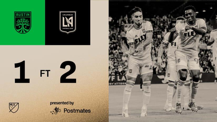 MLS Recap | LAFC 2-1 Austin FC 9/15/21