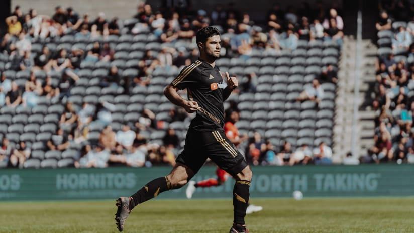 LAFC Loans Midfielder Alejandro Guido To San Diego Loyal SC