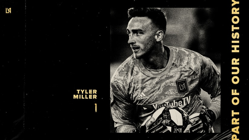 LAFC Acquires Allocation Money In Exchange For Goalkeeper Tyler Miller In Trade With Minnesota United FC