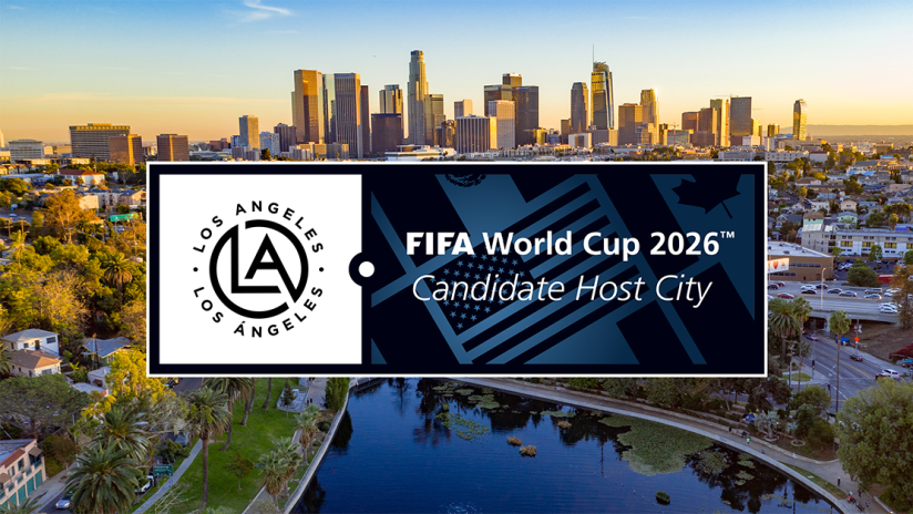 Los Angeles Releases Official Campaign Video In Bid To Host FIFA World Cup 2026
