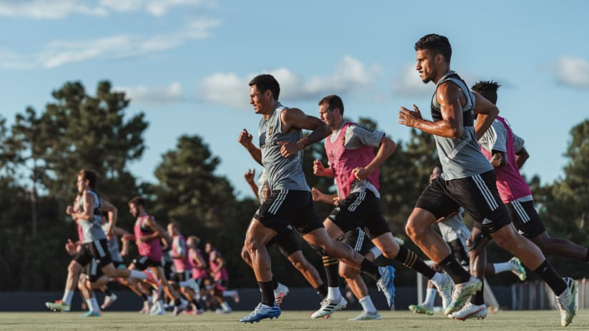 News & Notes From Training | Dio Out, Najar Near, & More - 7/22/20