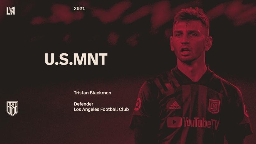 Tristan Blackmon Called Up To USMNT Half 200105 IMG