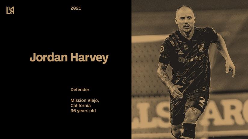 LAFC Re-Signs Defender Jordan Harvey To One-Year Deal
