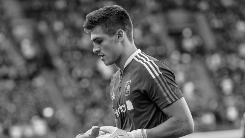 Tomas Romero: The Remarkably Rapid Rise Of LAFC's Young Goalkeeper