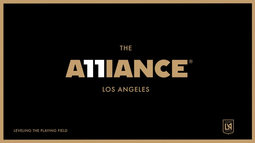 All 11 Pro Sports Teams In Greater Los Angeles Unite As Allies In New Collaboration – The ALLIANCE: Los Angeles – To Utilize Sport For Social Justice