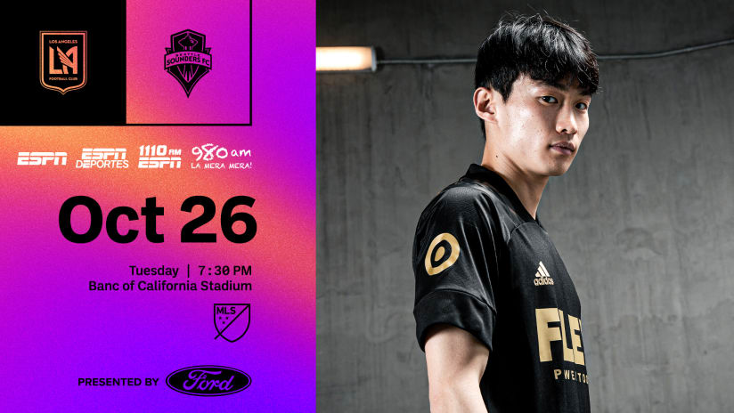 Where To Watch   LAFC vs Seattle Sounders 10/26/21