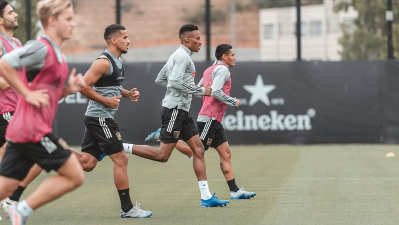 News & Notes From Training | The Boys Are Back In Town 8/7/20
