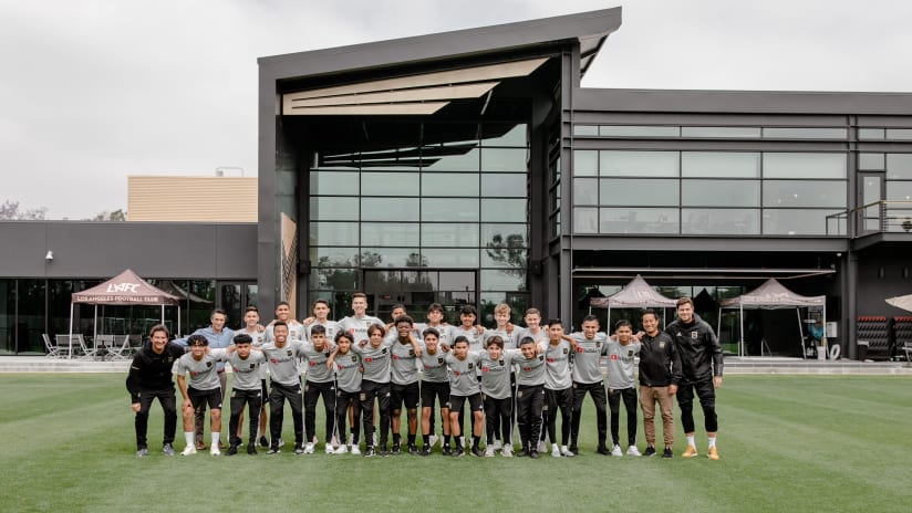 LAFC Academy Has Its Eyes Set On National Title