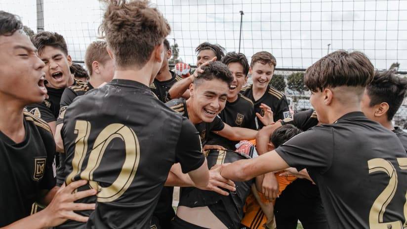 LAFC Academy Takes Home Several 2019 Awards