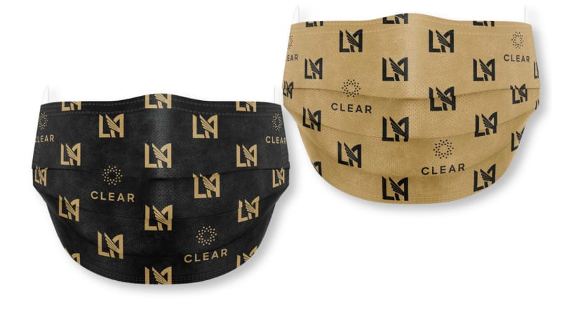 LAFC & Clear Partner To Provide Free Masks 200723 IMG