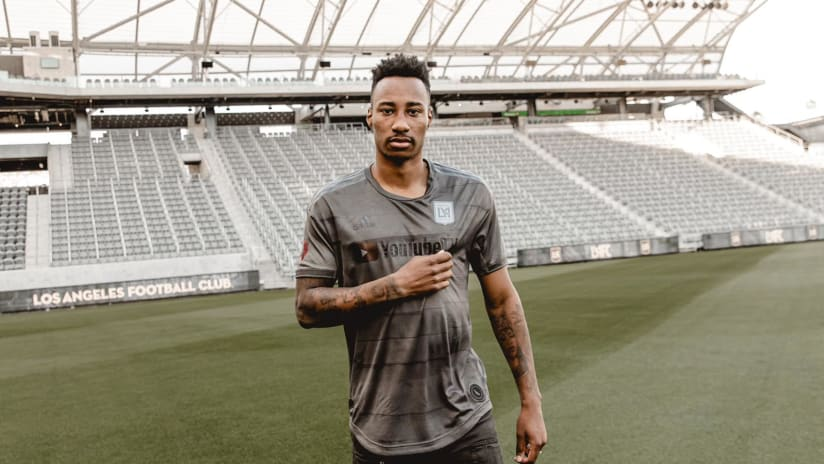 Black Players For Change Release Limited Edition Apparel As Charitable Fundraiser To Support FC Harlem, Featuring Mark-Anthony Kaye