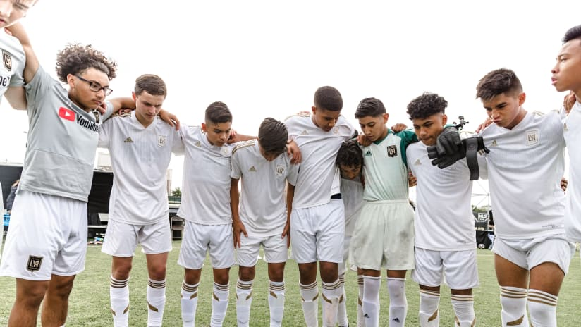 Major League Soccer Leads Domestic Player Development With Launch Of New Elite Competition