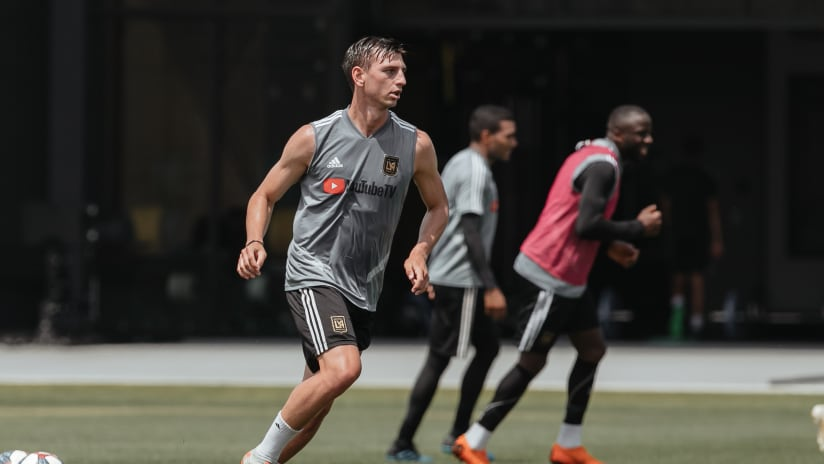 News & Notes From Training | Setting The Bar High
