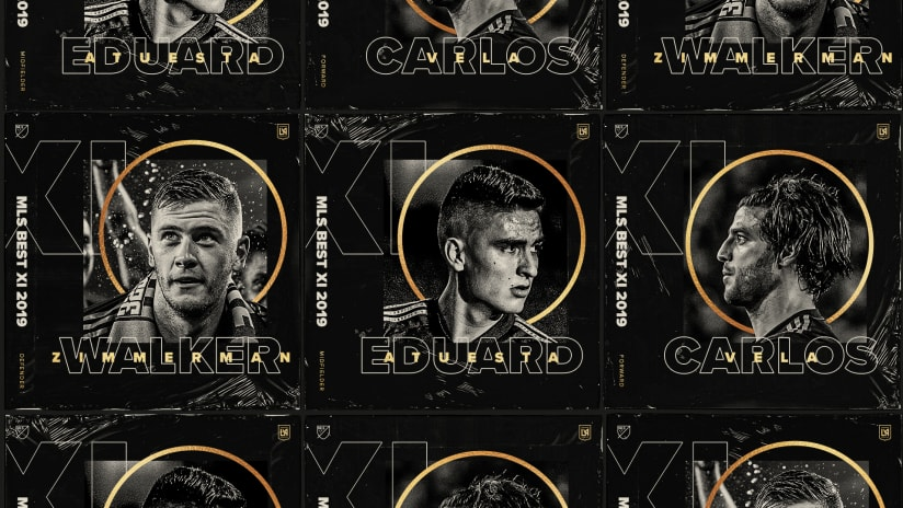 Three LAFC Players Selected To 2019 MLS Best XI 191028 IMG