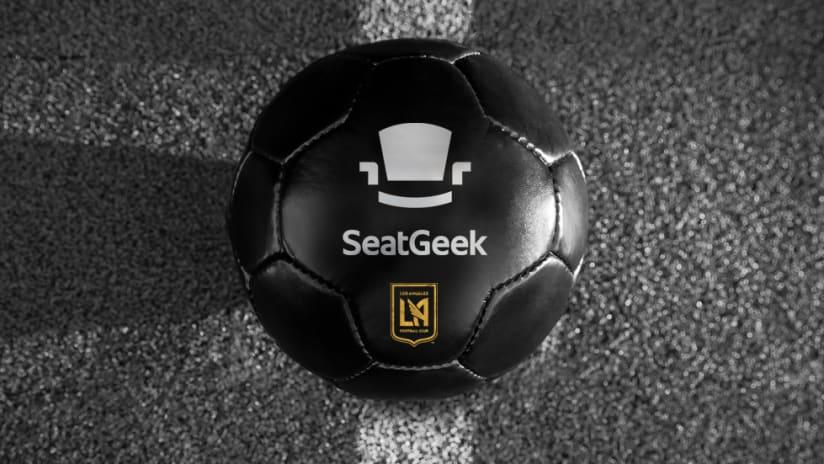SeatGeek Ball Announcement