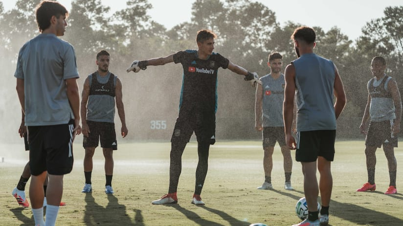 News & Notes From Training | Preparing For The Galaxy - 7/17/20