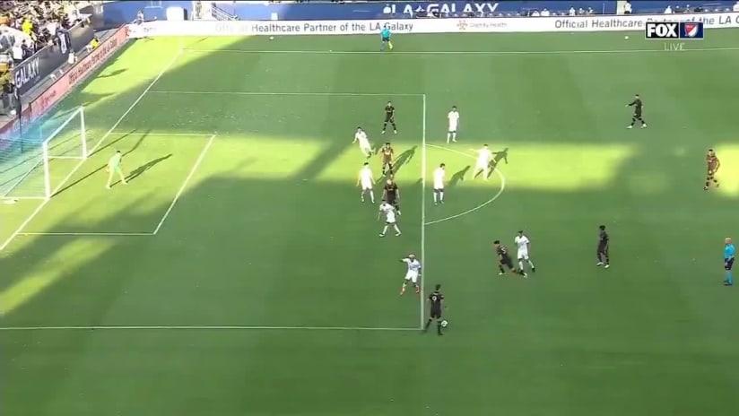 GOAL Diego Rossi | LAFC 1-1 Galaxy 5/8/21