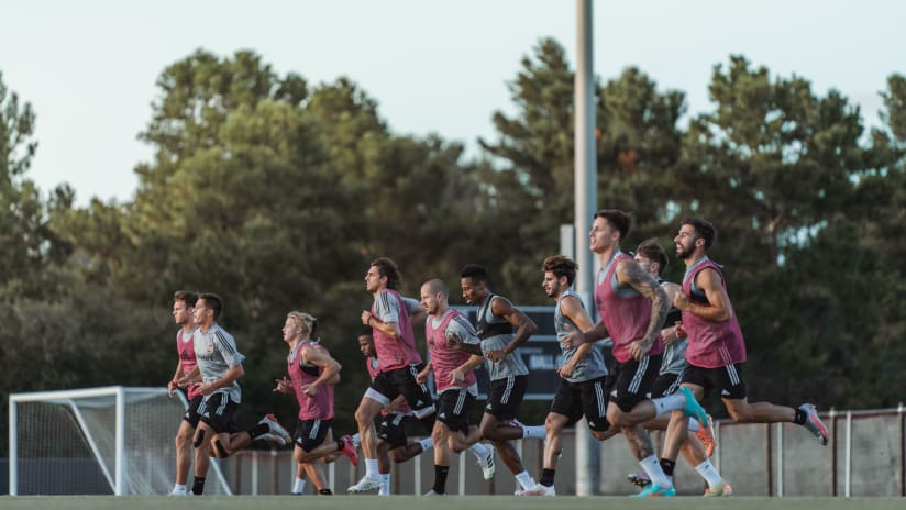 News & Notes From Training | Bubble Life, Quick Recovery & Can't Get Enough Rossi - 7/29/20