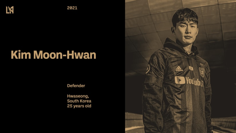 拉法克 Signs Korean International Kim Moon-Hwan