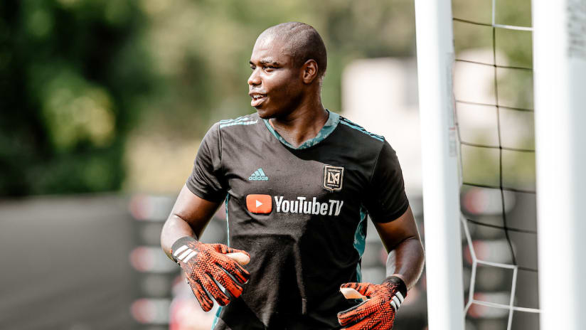 拉法克 Loans Goalkeeper Phillip Ejimadu To San Diego Loyal SC