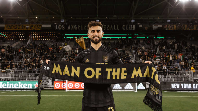 Diego Rossi Wins Best MLS Player Award At 2021 ESPYS