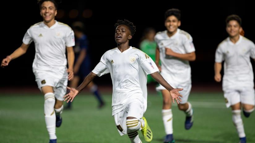 Academy: Takeaways From U14, U15 Wins Over Galaxy