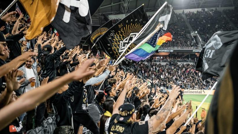 LAFC To Return To Full Capacity At Banc Of California Stadium On June 19